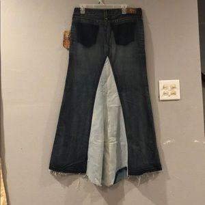 Dakota maxi skirt True Religion size 30